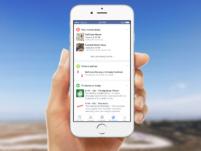 فيس بوك تعلن عن تحديث تصميم تبويب الإشعارات لتطبيقها